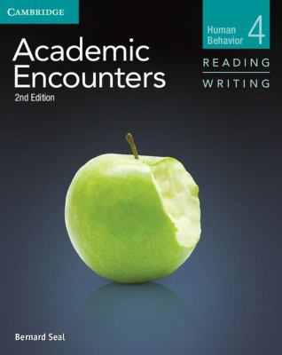 Academic encounters. Reading, writing. 4